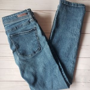 Anthro Pilcro and the Letterpress Straight Jeans